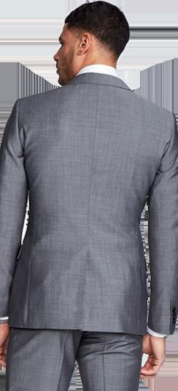 Kostuum Grey Silver