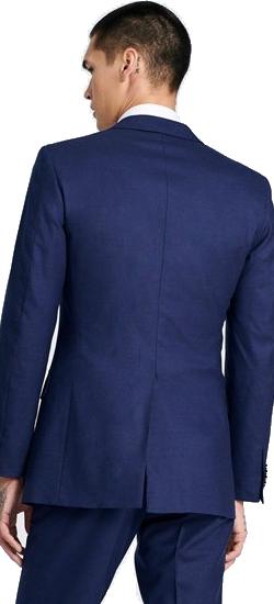 Kostuum Navy Blue